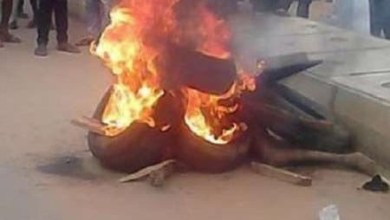 Man burnt to death in Ibadan was mentally unstable not a kidnapper, resident says as Oyo Police condemns incessant mob action