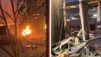 Nashville Rocked by Massive Explosion, Authorities Say Intentional Act
