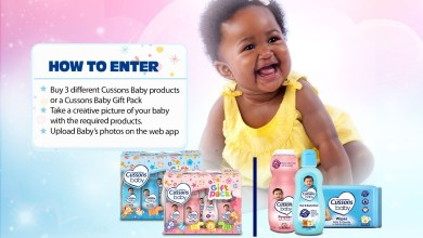 #ReasonsForJoy ? Cussons Baby Moments Season 7 is here? 2 Million naira grand prize up for grabs!!
