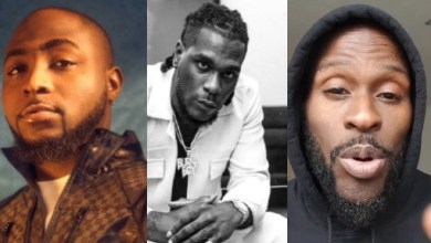 ''Where is the footage?''- Rapper Ikechukwu expresses doubt over the reported clash between Davido and Burna Boy in Ghana (video)