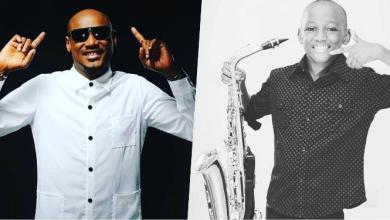 2Face Idibia celebrates son, Nino on his 15th birthday