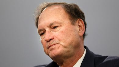 Alito 'not surprised' about reaction to comments about virus restrictions