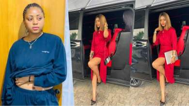 """""""Are you sick or depressed?"""" – Fans react to Regina Daniels' weight loss"""