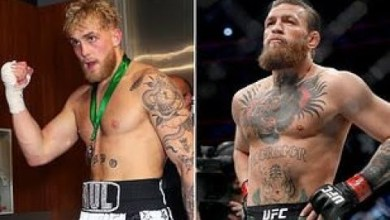 Conor McGregor Makws Fun of Jake Paul through his friend | winnaijatv