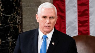 Democratic lawmakers call for Pence to invoke 25th Amendment, remove Trump from office