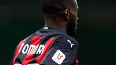 Italian media impressed with Chelsea loanee Tomori's debut for Milan against Inter