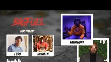 """LATHEGOAT And Jermaine Dupri Discuss Using Songs As Evidence And Signing To Dupri's Label On """"BagFuel"""""""
