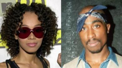 """Lisa """"Left Eye"""" Lopes Allegedly Cried Over Tupac After Seeing Him With Another Woman"""