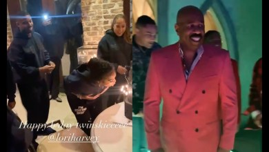 Lori Takes Michael B Jordan To Meet Her Dad Steve Harvey | Winnaijatv