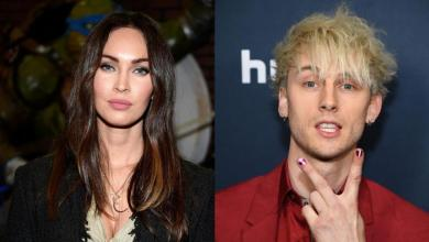 Machine Gun Kelly & Megan Fox Spark Engagement Rumors With Massive Diamond Ring
