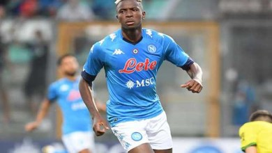 Victor Osimhen makes top 10 transfers in the World as FIFA releases global transfer market report