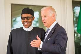 We?re looking forward to working with Biden and Harris - President Buhari