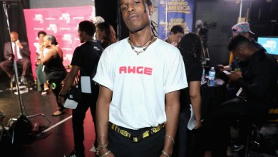 ASAP Rocky is working on his next album