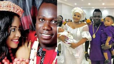 Duncan Mighty drags his wife for poisoning his food and water for 2 years
