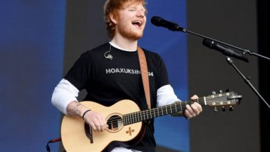 Ed Sheeran teases release of his fourth album later this year