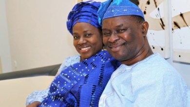 I thank God that all the sisters I approached before you turned down my proposal - Clergyman Mike Bamiloye celebrates his wife as she turns 57