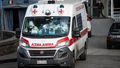 Italian mafia orders ambulance drivers to stop using sirens because they disturb drug dealers who mistake them for police