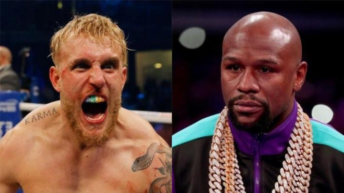 Jake Paul Taunts Floyd Mayweather With NBA Youngboy-Referencing Poem