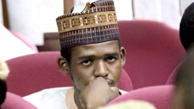 Maina?s son has fled to US ? EFCC tells court