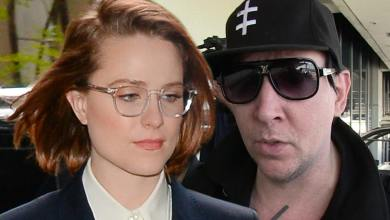 Marilyn Manson Cut by Label After Evan Rachel Wood Alleges He Abused Her