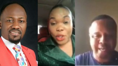 Pastor who accused Apostle Johnson Suleman of sleeping with his wife, releases what he claims is an ?audio evidence?