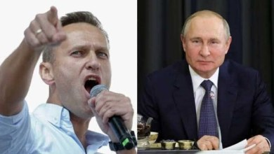 Russia expels European diplomats for joining nationwide protests against opposition activist Alexei Navalny