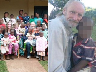 US missionary, Gregory Hayes Dow jailed for more than 15 years for sexually abusing four girls for years at his orphanage in Kenya