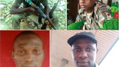 """""""Fake news' - Nigerian Army denies allegations it conducted secret trials and execution of Igbo soldiers"""