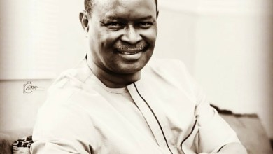 """""""It is dangerous fighting your wife"""" Mike Bamiloye warns men and tells them what to do instead"""