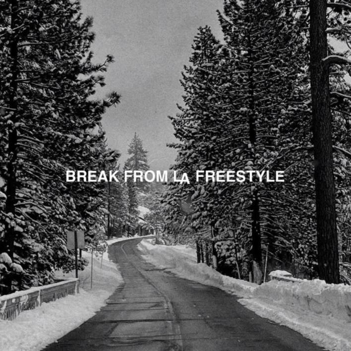 G-Eazy - Break From L.A. Freestyle mp3