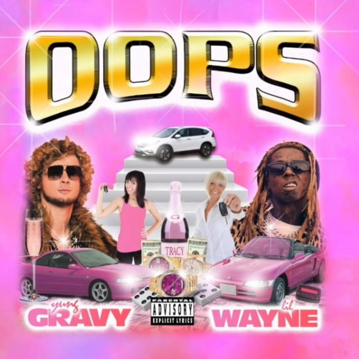 Oops!!! (Remix)Yung Gravy Feat. Lil Wayne