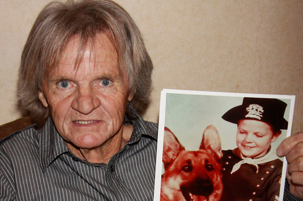 Lee Aaker, 'Rin Tin Tin' and 'High Noon' child star, dead at 77.  Lee Aaker, a blonde, button-nosed staple of classic film and television throughout the 1950s, has died. He was 77.