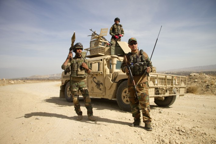 Afghan forces could face 'bad possible outcomes' from US withdrawal