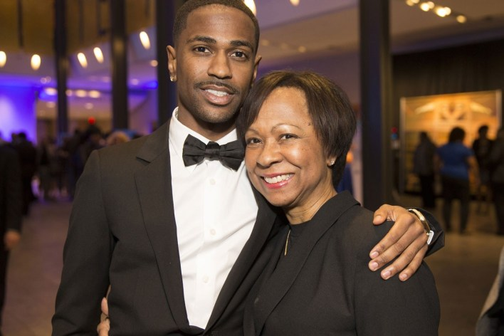 Big Sean Is Launching A Weekly Wellness Series With His Mom
