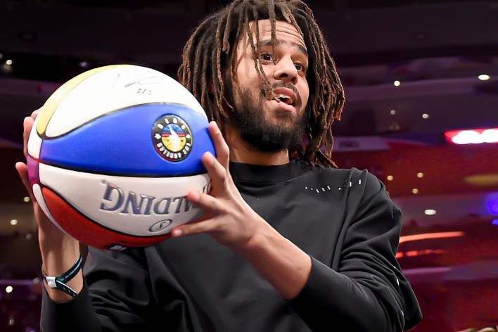 J. Cole Reportedly Listed in a Team Roster in Basketball Africa League