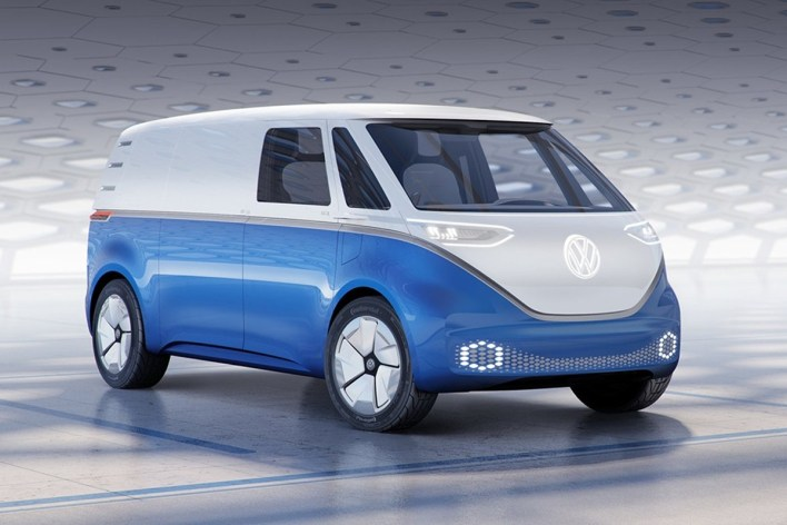 Volkswagen Will Develop Its Own High-Performance Chips for Self-Driving Vehicles