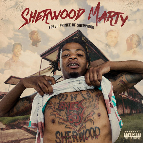 Sherwood Marty - Up With Me