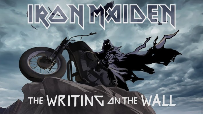 Iron Maiden – The Writing On The Wall