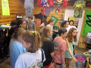 Store-009- Tennessee in the store!