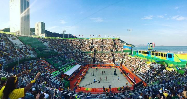 Rio 2016 beachvolleybal