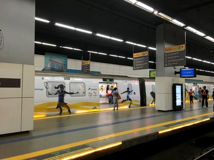 Rio 2016 metro