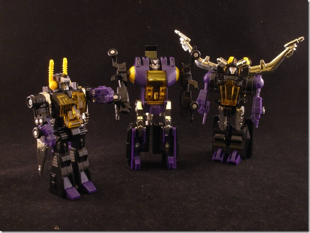 G1 Insecticons 25th Anniversary Reissue (3/6)