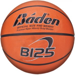Baden Deluxe Rubber Basketball