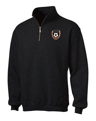 1/4 Zip Sweatshirt $37.00