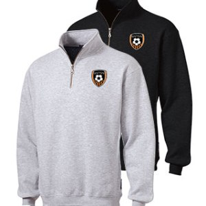 1/4 Zip Sweatshirt $37.00