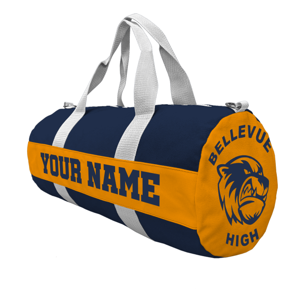 Bellevue High School Duffel Bag