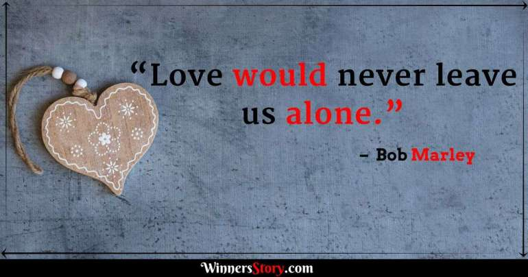 Bob Marley quotes on love_1