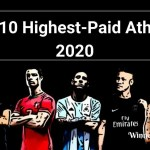 The Top 10 Highest-Paid Athletes in the World 2020 with Infographics