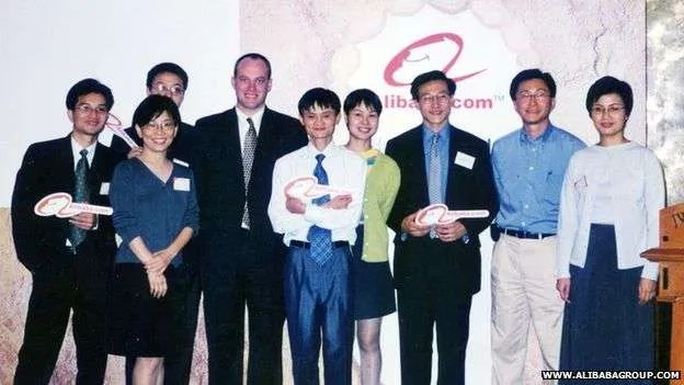 Jack Ma interesting facts co-founded Alibaba