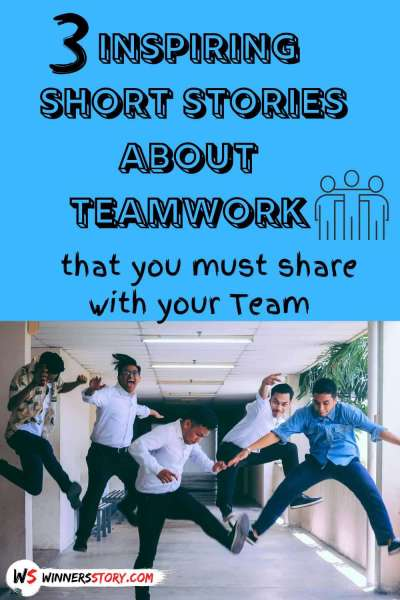 short stories on teamwork with moral